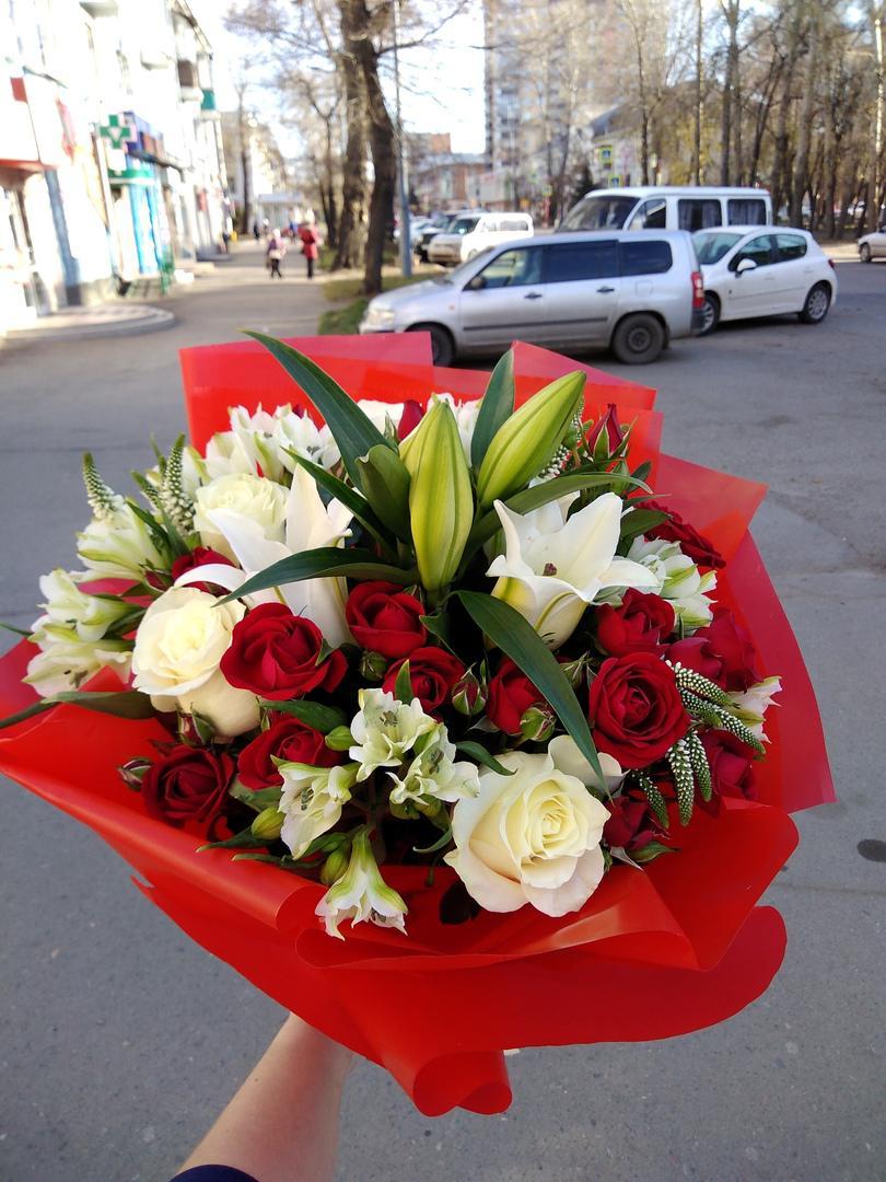 Доставка цветов в г кролевеце, невесты зеленых орхидей